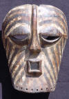 "Masque Luba ""KIFWEBE"" (Congo EX Za�re)"