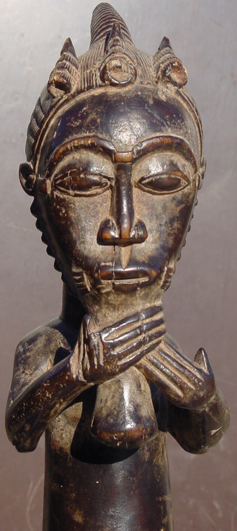 statue africaine signification
